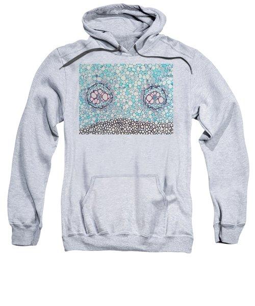 Fern Pteridium Rhizome, Lm Sweatshirt