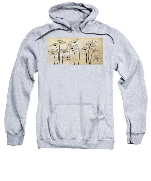 Field Of Flowers Within 1 Sweatshirt