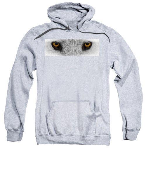 Fiery Eyes Sweatshirt