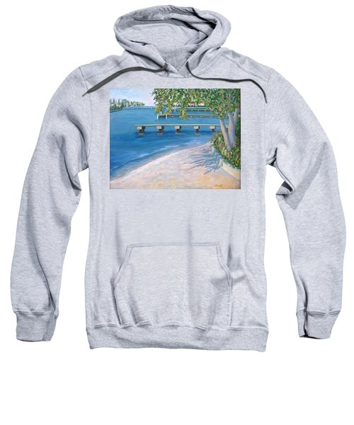 Finding Flagler Sweatshirt