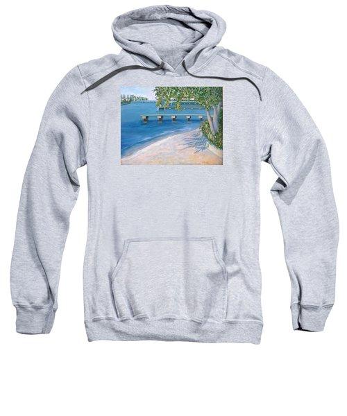 Finding Flagler Sweatshirt