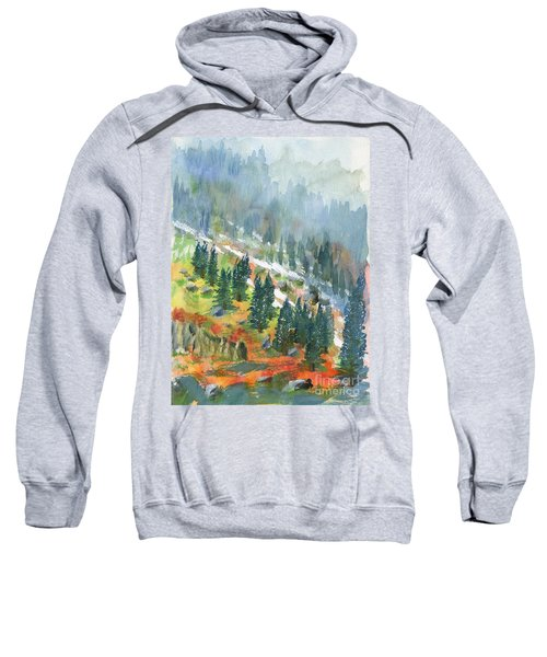 First Snow Sweatshirt
