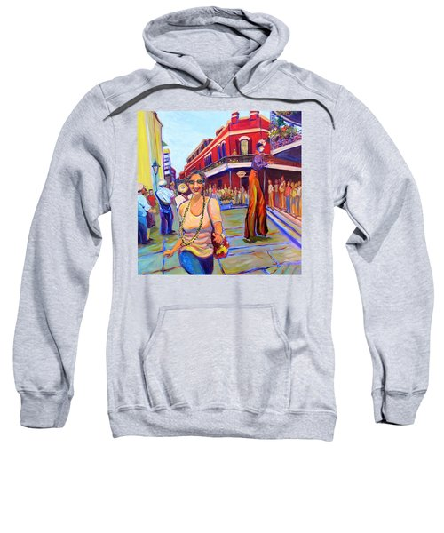 First Trip To New Orleans Sweatshirt