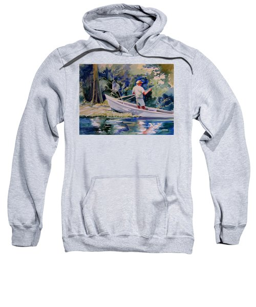 Fishing Spruce Creek Sweatshirt