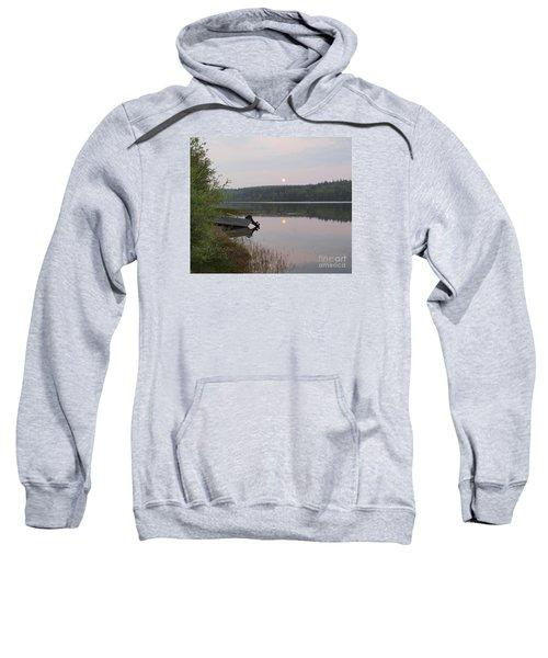 Fishing Tranquility Sweatshirt