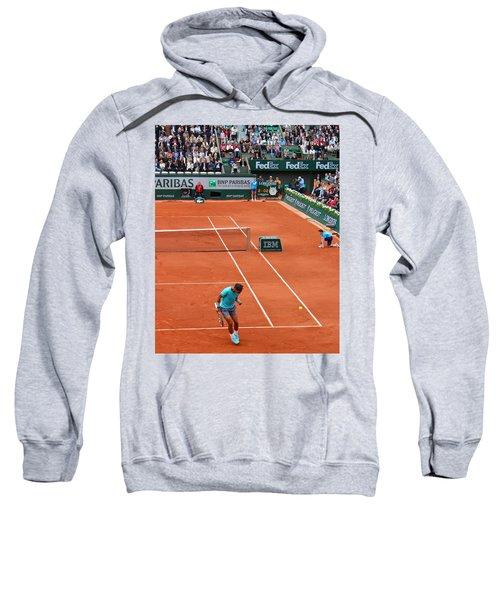 Rafa Nadal Fist Pump Sweatshirt