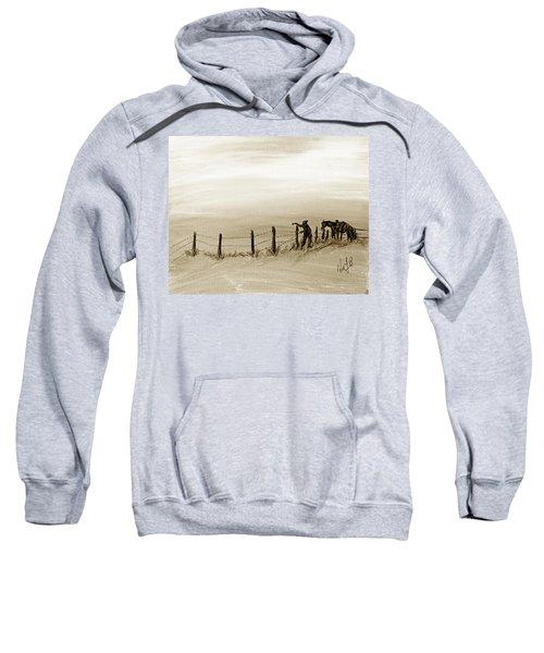 Fix On The Prairie Sweatshirt