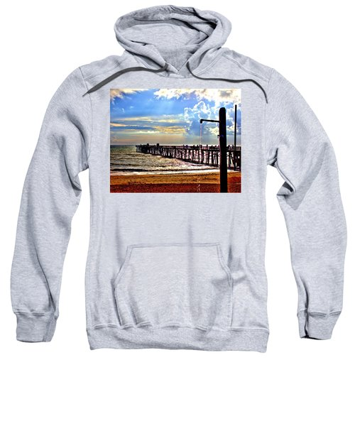 Flagler Pier Heaven Sweatshirt