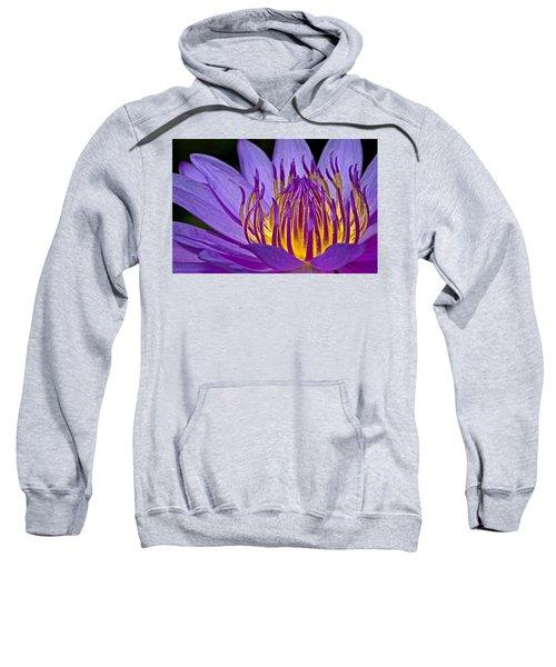Flaming Heart Sweatshirt