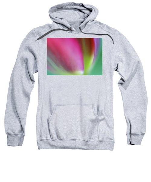 Flaming Tulip Sweatshirt