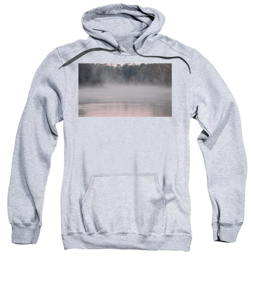 Sweatshirt featuring the photograph Flint River 3 by Kim Pate