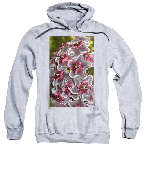 Floral Presence - Signed Sweatshirt