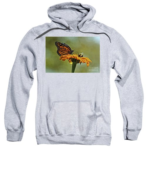 Flower Duet Sweatshirt