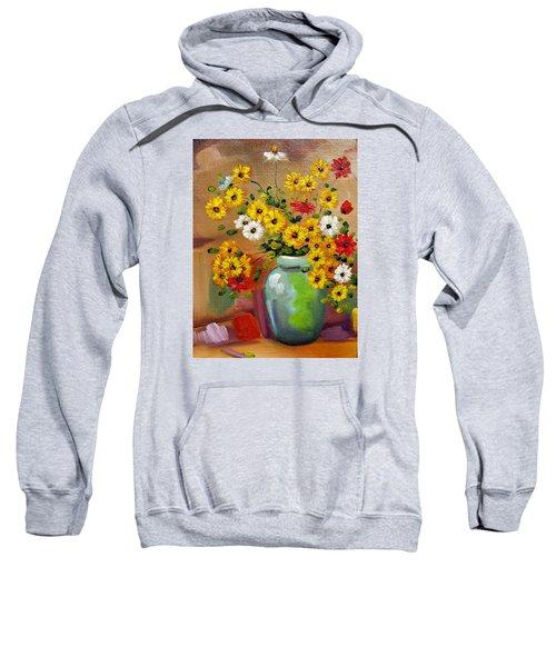 Flowers - Still Life Sweatshirt