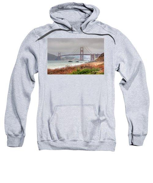 Foggy Bridge Sweatshirt