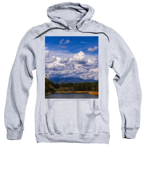 Fontana Lake Storm 2 Sweatshirt
