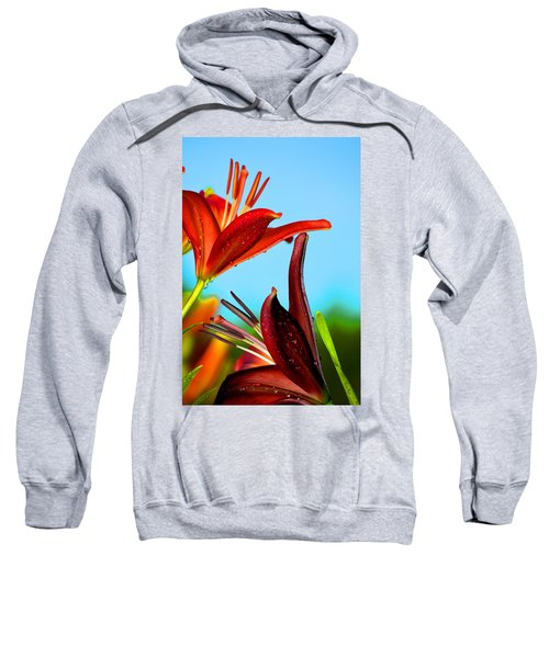 For The Love Of Lillies Sweatshirt