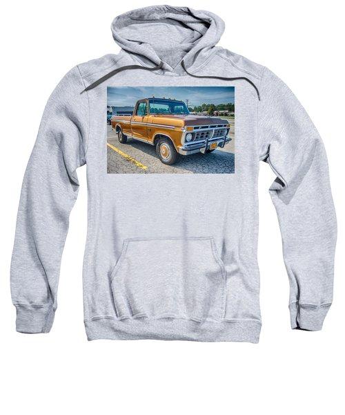 Ford F-100 7p00531h Sweatshirt