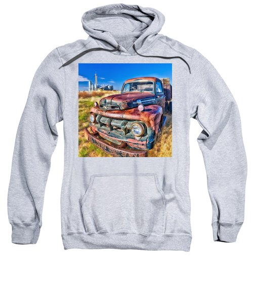 Looking For Work Sweatshirt