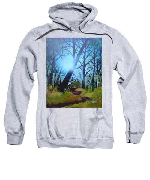 Forest Sunlight Sweatshirt