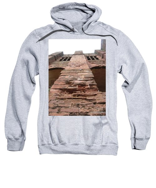 Sweatshirt featuring the photograph Formidable  by Denise Railey