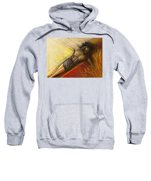 Psalm 22 Forsaken Sweatshirt