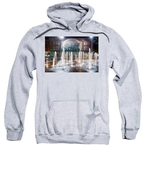 Fort Worth Sundance Square Aug 2014 Sweatshirt