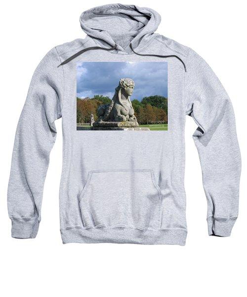 Fountainebleau Twin2 Sweatshirt