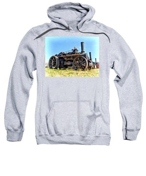 Fowler Ploughing Engine Sweatshirt