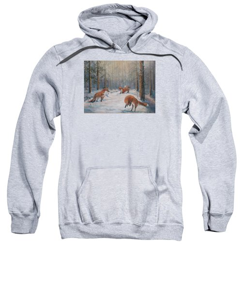 Forest Games Sweatshirt