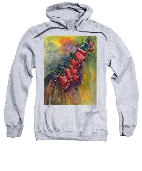 Foxgloves Sweatshirt