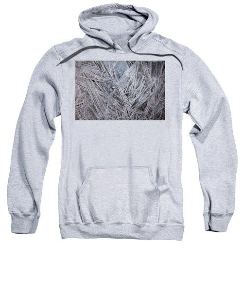 Frozen Fractal Sweatshirt