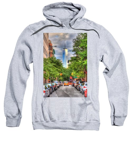 Freedom Tower Sweatshirt