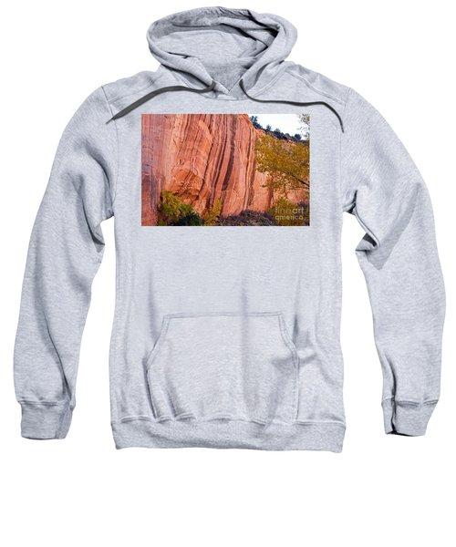 Fremont River Cliffs Capitol Reef National Park Sweatshirt