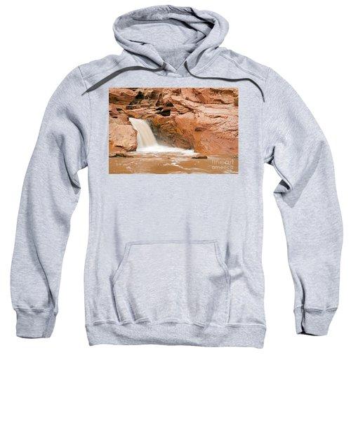 Fremont River Falls Capitol Reef National Park Sweatshirt