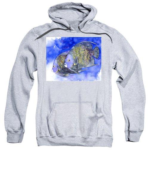 French Angelfish Sweatshirt