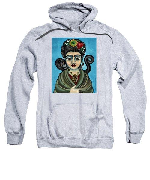 Frida's Monkey Sweatshirt