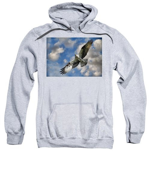 From The Clouds Sweatshirt