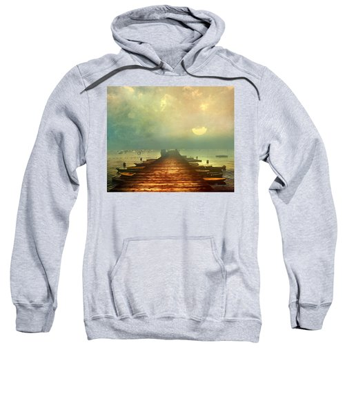 From The Moon To The Mist Sweatshirt