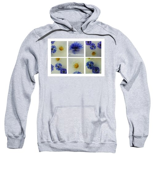 Frozen Blue Sweatshirt