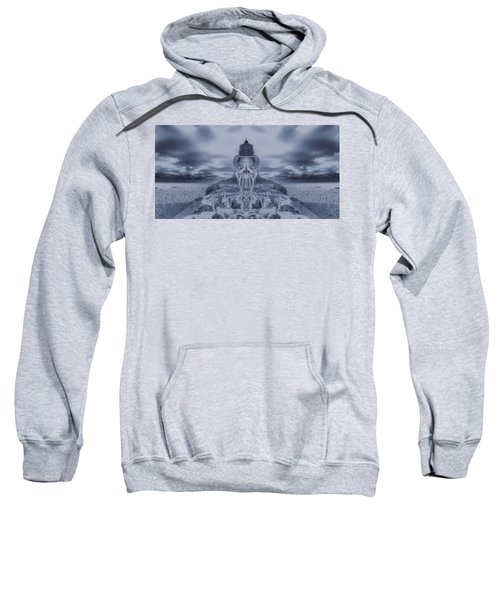 Frozen Dream On The Coast Sweatshirt