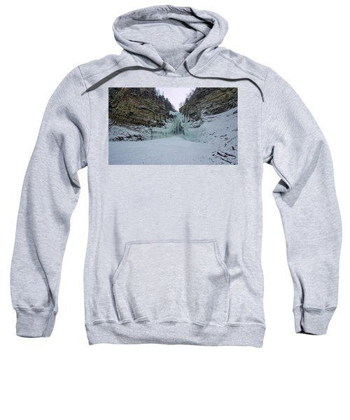 Frozen Waterfalls Sweatshirt