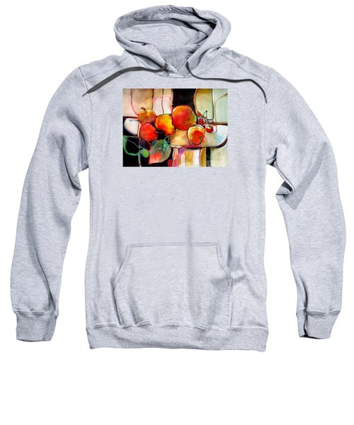Fruit On A Dish Sweatshirt