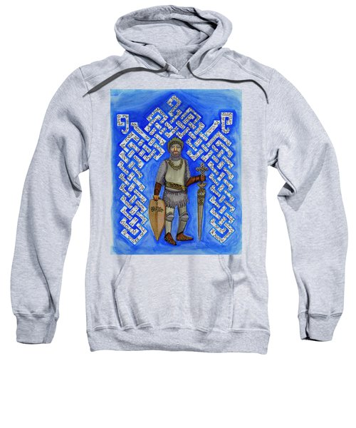 Full Armor Of Yhwh Man Sweatshirt