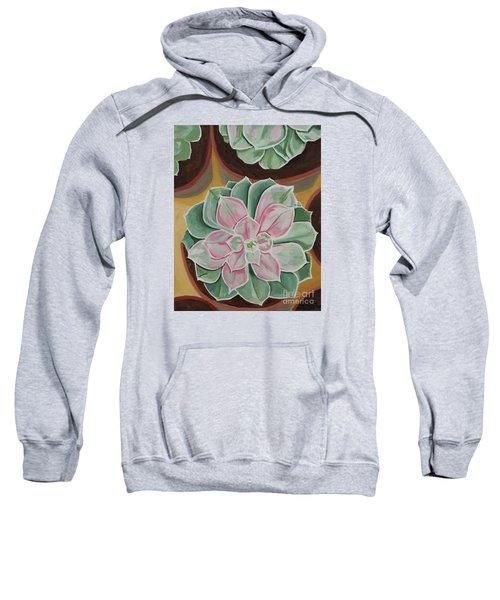 Garden Rossette Sweatshirt