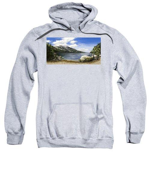 Gathering Moss Sweatshirt