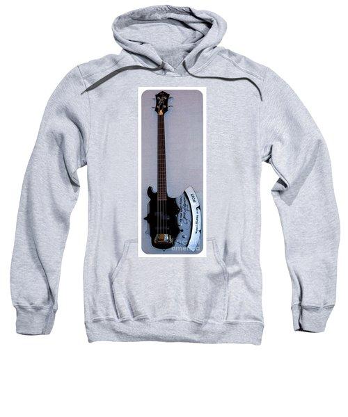 Gene Simmons Hatchet Bass Guitar Sweatshirt