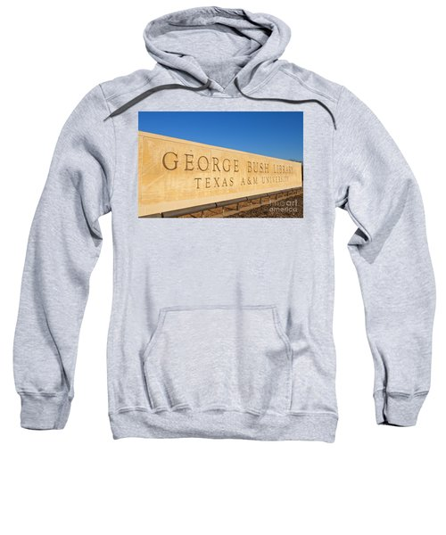 George H. Bush Library, Texas Sweatshirt