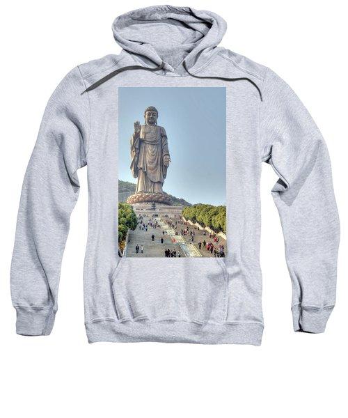 Giant Buddha Sweatshirt