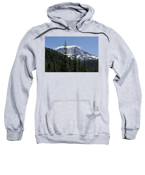 Gifford Pinchot National Forest And Mt. Adams Sweatshirt